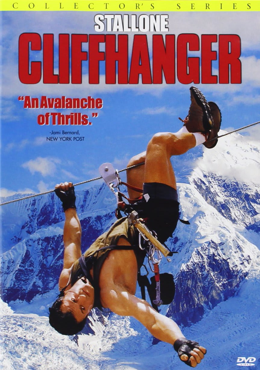 Cliffhanger (Collector's Series) [DVD]