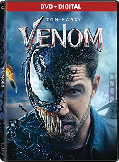 Venom (Digital) [DVD]