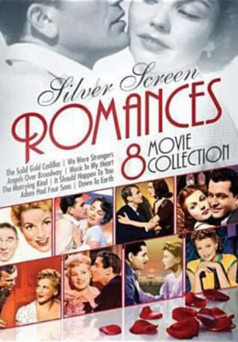 Silver Screen Romances - 8-Movie Set [DVD]