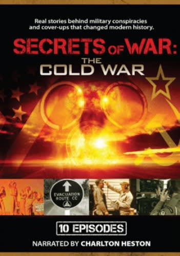 Secrets of War - The Cold War - 10 Episodes [DVD]