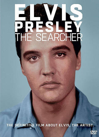 Elvis Presley: The Searcher [DVD]