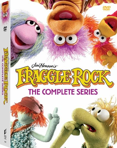 Fraggle Rock: The Complete Series [DVD]