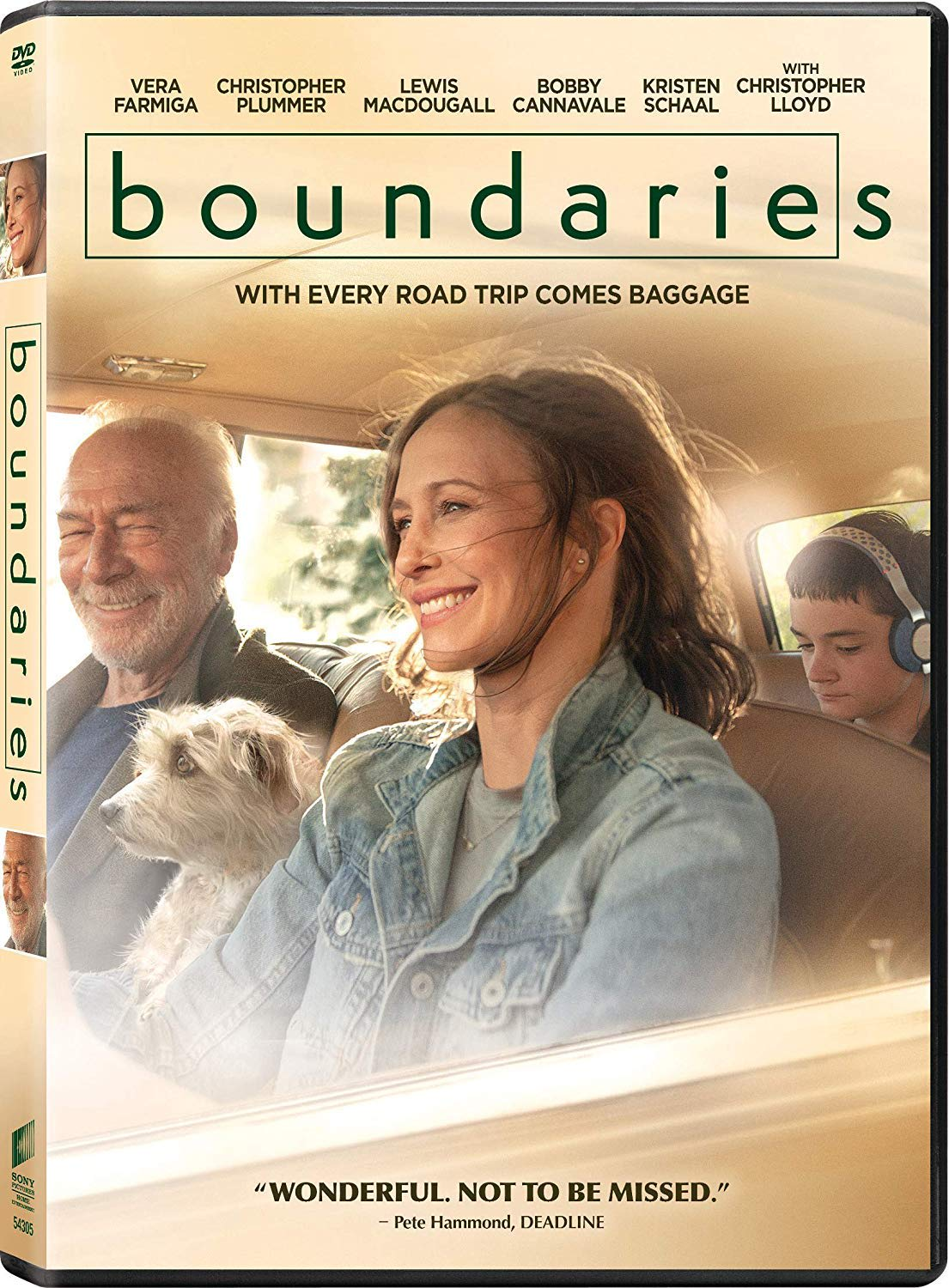 Boundaries [DVD]