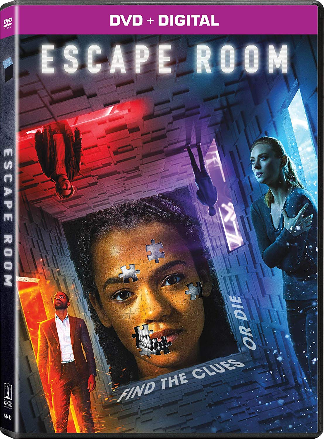 Escape Room (Digital) [DVD]