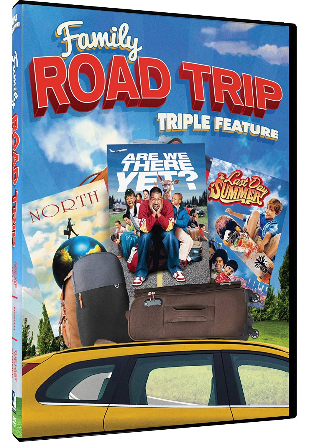 Family Road Trip [DVD]