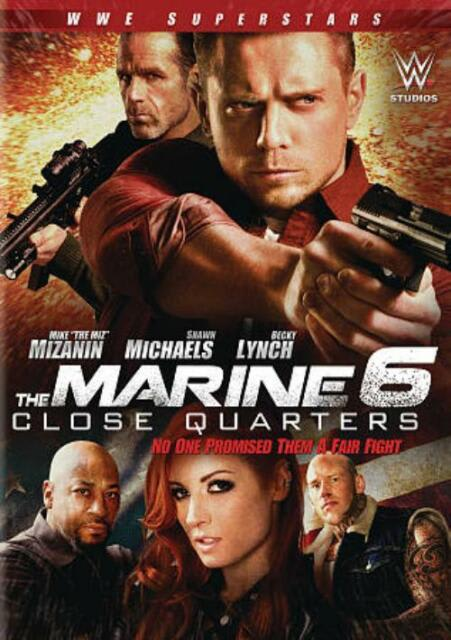 The Marine 6: Close Quarters [DVD]