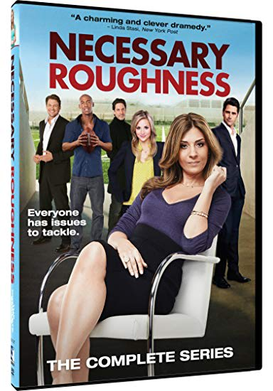 Necessary Roughness - The Complete Series [DVD]