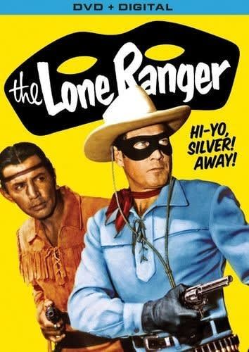 Lone Ranger Classic TV Episodes  [DVD]