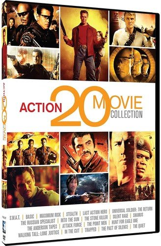 Action 20 Movie Collection [DVD]