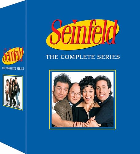 Seinfeld: Complete Series Box Set [DVD]