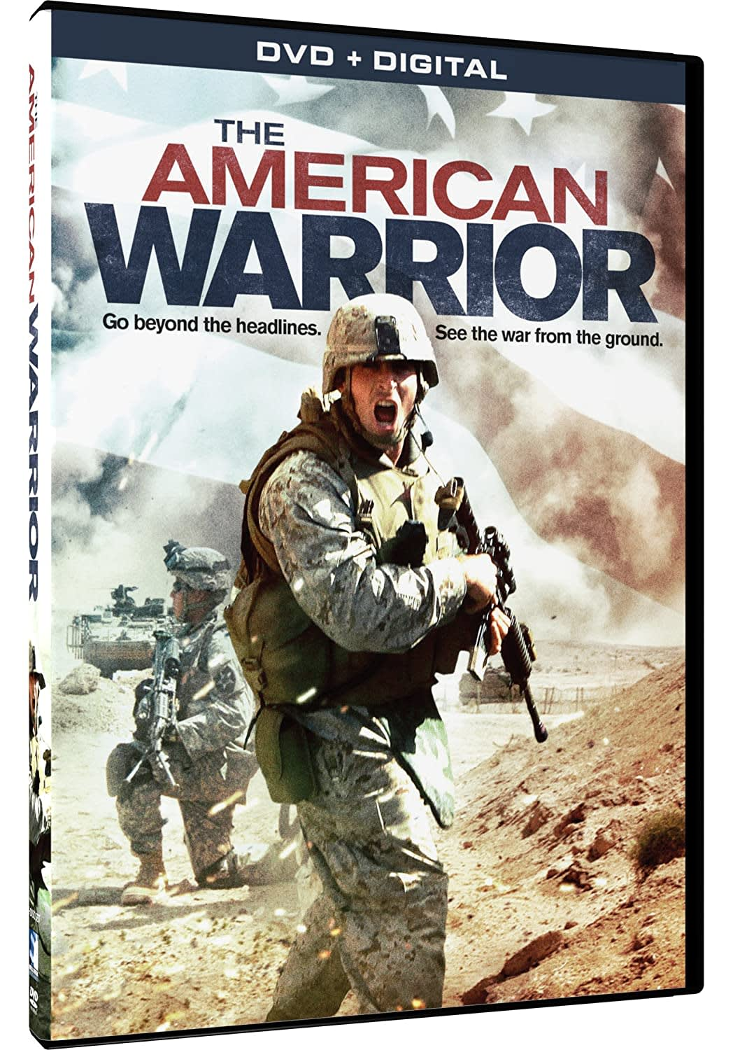 American Warrior - The 11 Part Documentary Series + Digital [DVD]