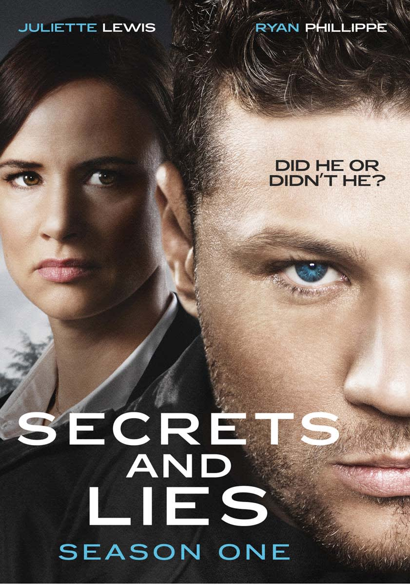 Secrets and Lies - Season 1 [DVD]