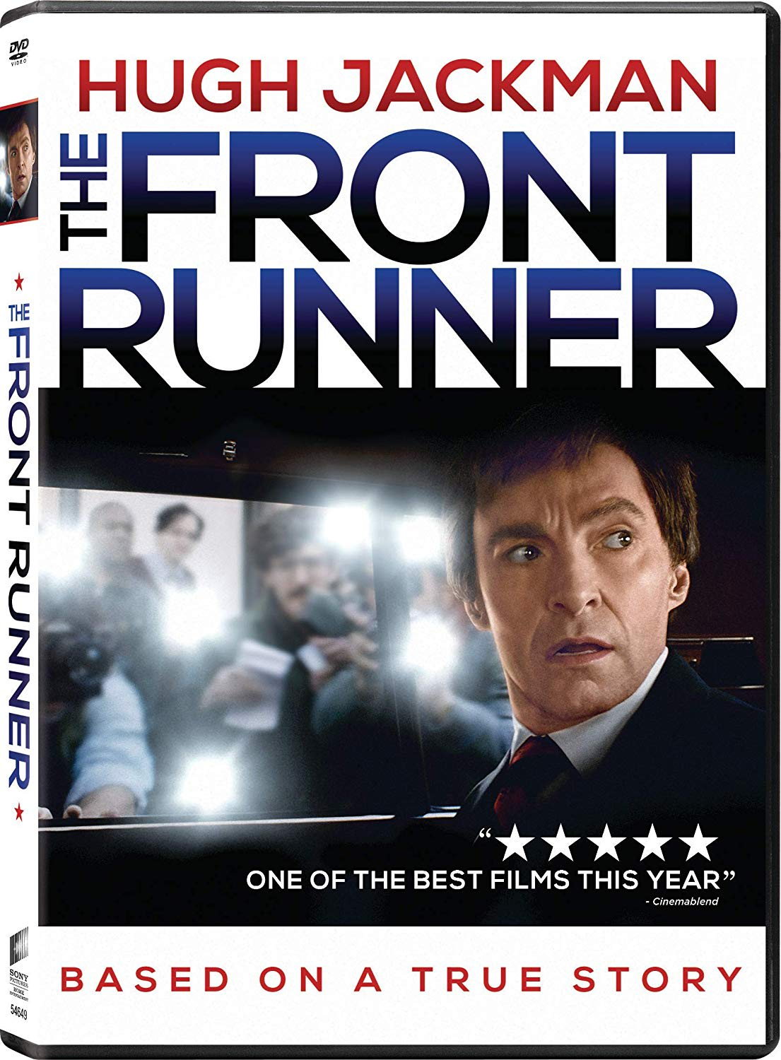 The Front Runner [DVD]