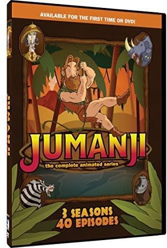 Jumanji - The Complete Animated Series [DVD]