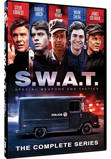 S.W.A.T. - The Complete Series [DVD]