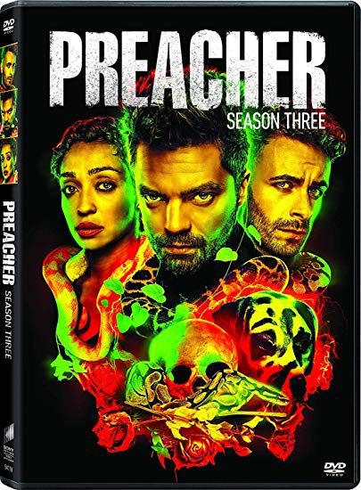 Preacher - Season Three [DVD]