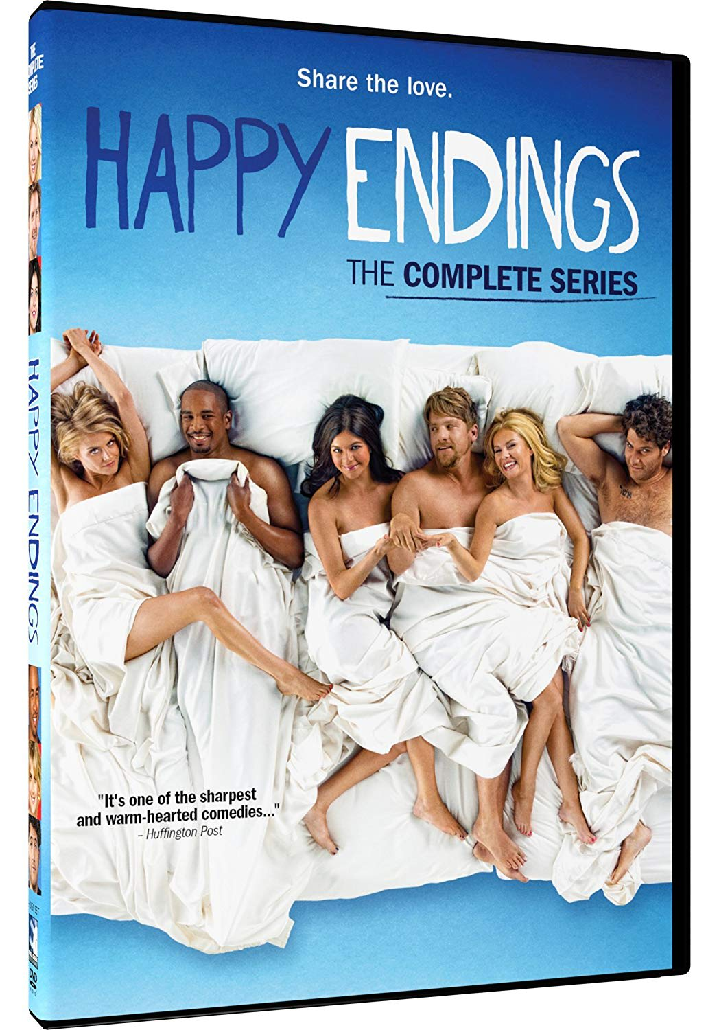 Happy Endings - The Complete Series [DVD]
