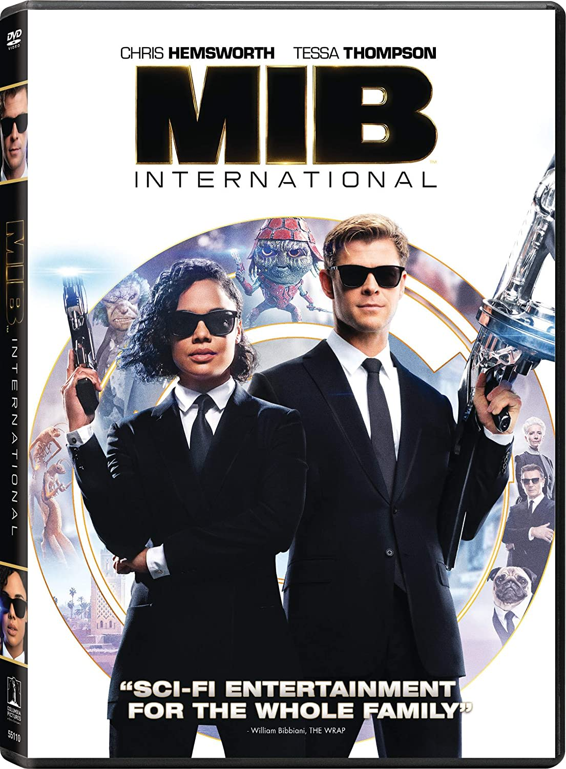 Men In Black: International [DVD]