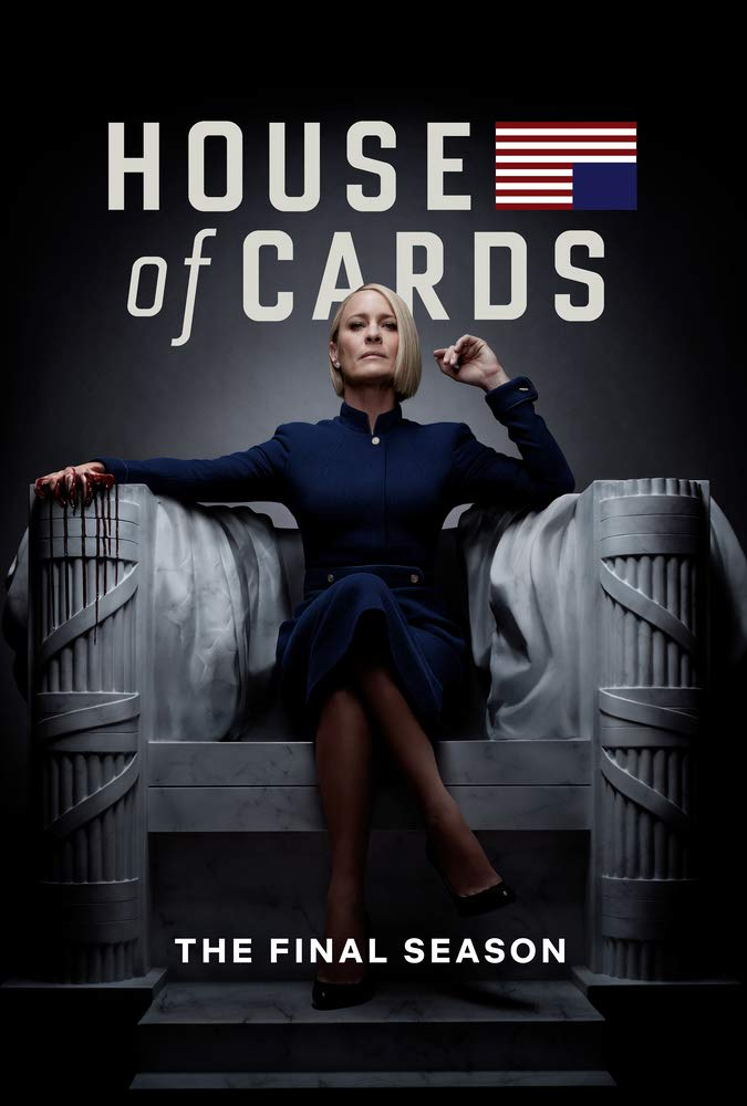 House Of Cards - Season 6 - The Final Season [DVD]