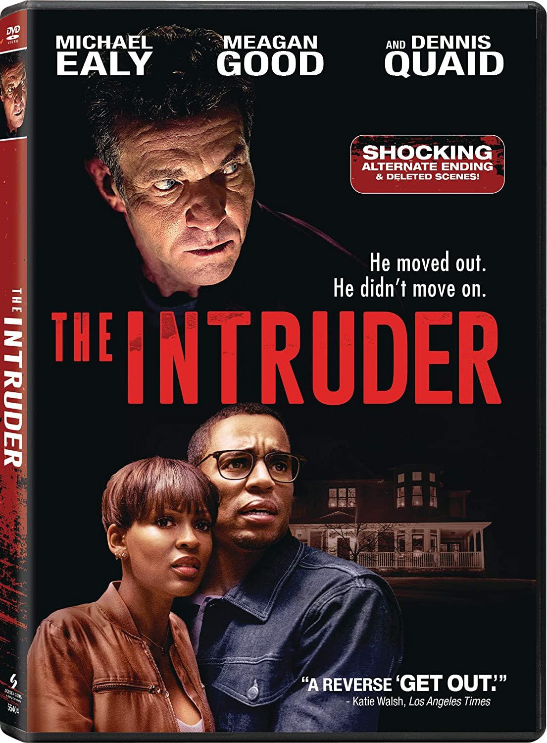 The Intruder [DVD]