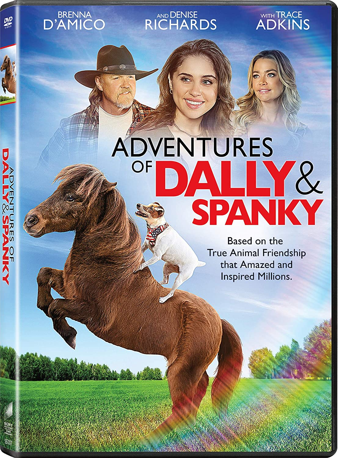 Adventures of Dally & Spanky [DVD]