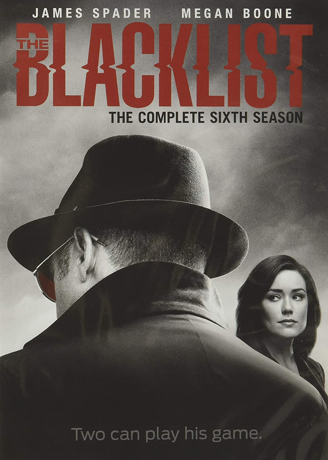 The Blacklist - The Complete Sixth Season [DVD]