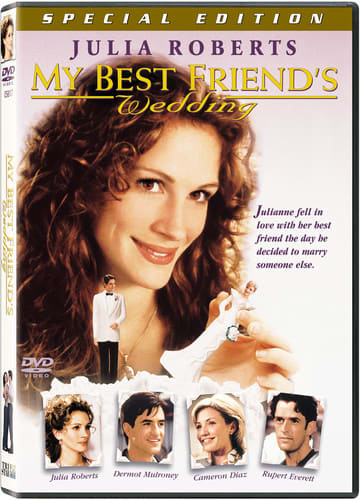 My Best Friend's Wedding [DVD]
