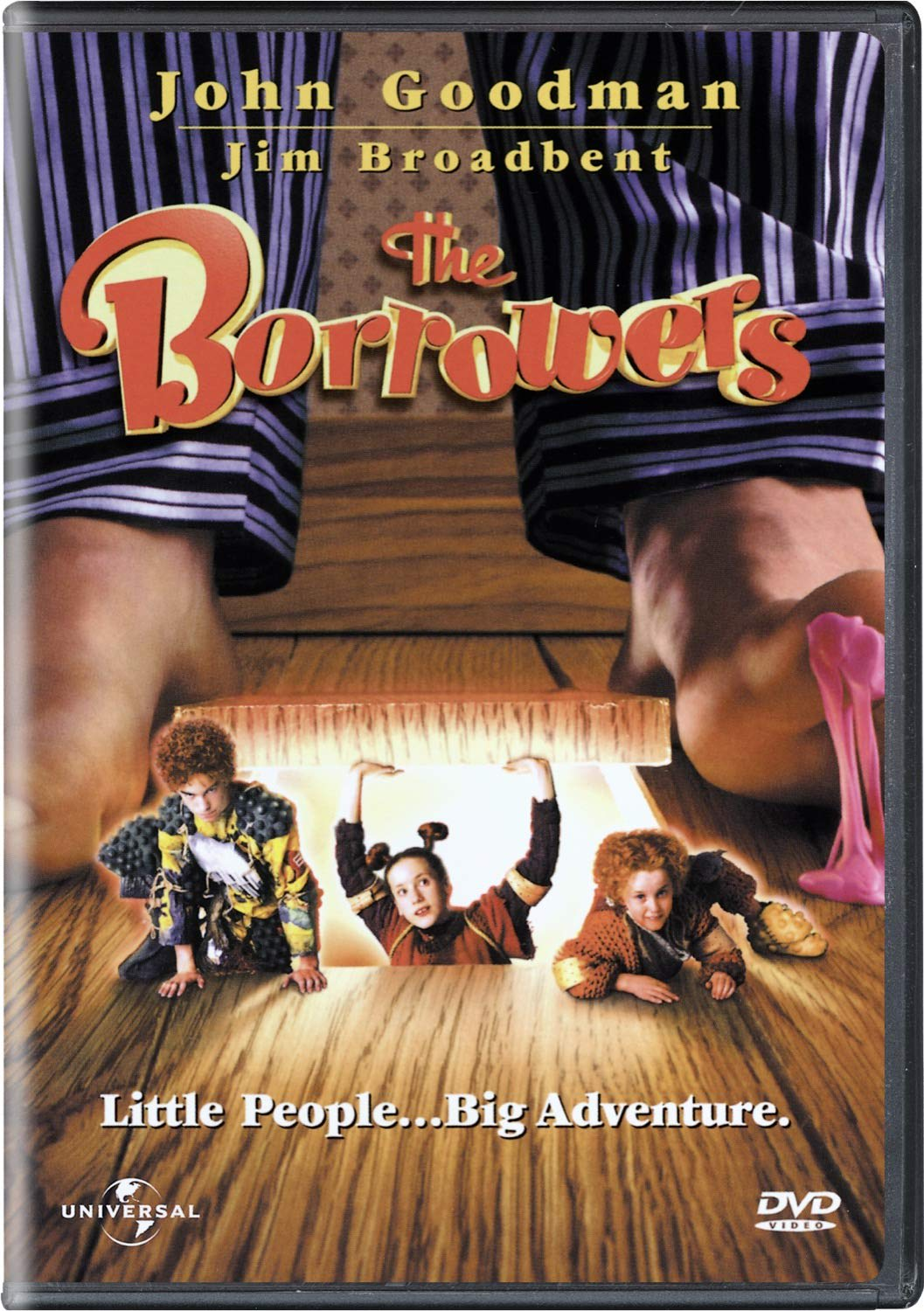 The Borrowers (2002) [DVD]