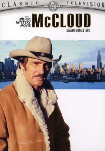 McCloud: Season 1 and 2 [DVD]