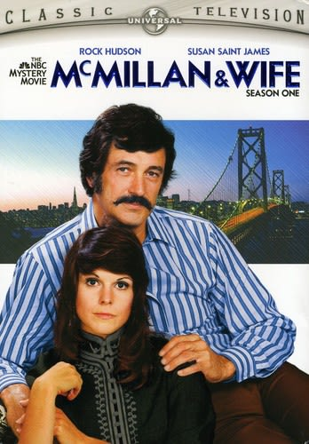 McMillan and Wife: Season 1 [DVD]