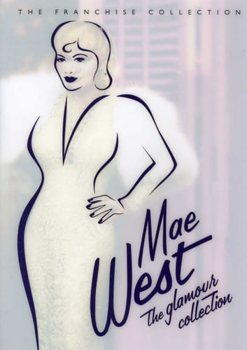 Mae West: The Glamour Collection [DVD]