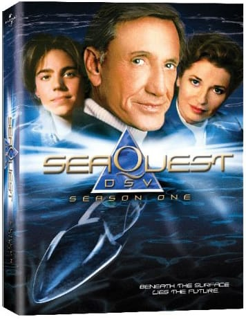 Seaquest DSV: Season 1 [DVD]