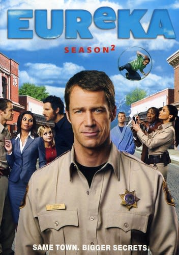 A Town Called Eureka: Season 2 [DVD]