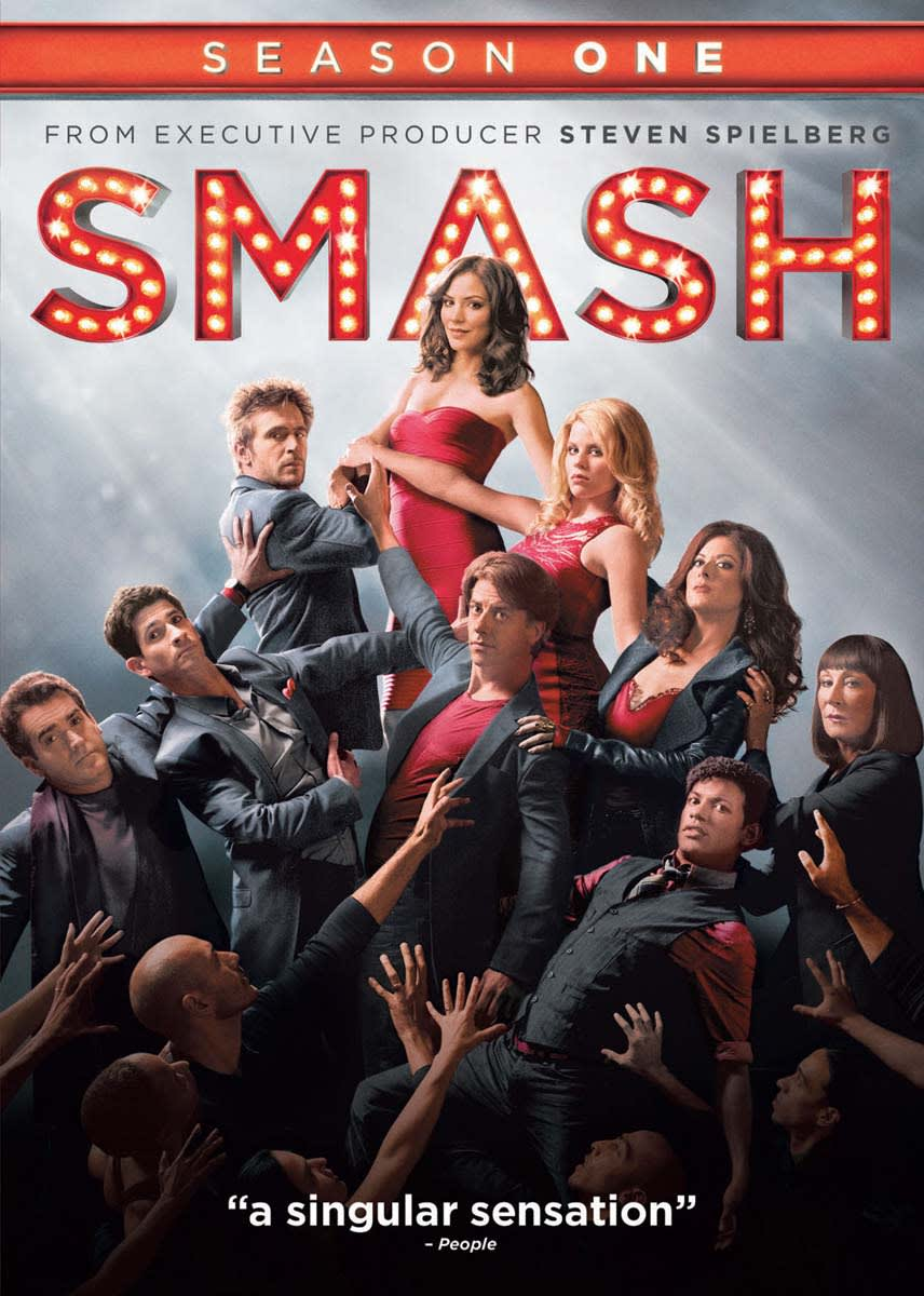 Smash: Complete Season 1 [DVD]