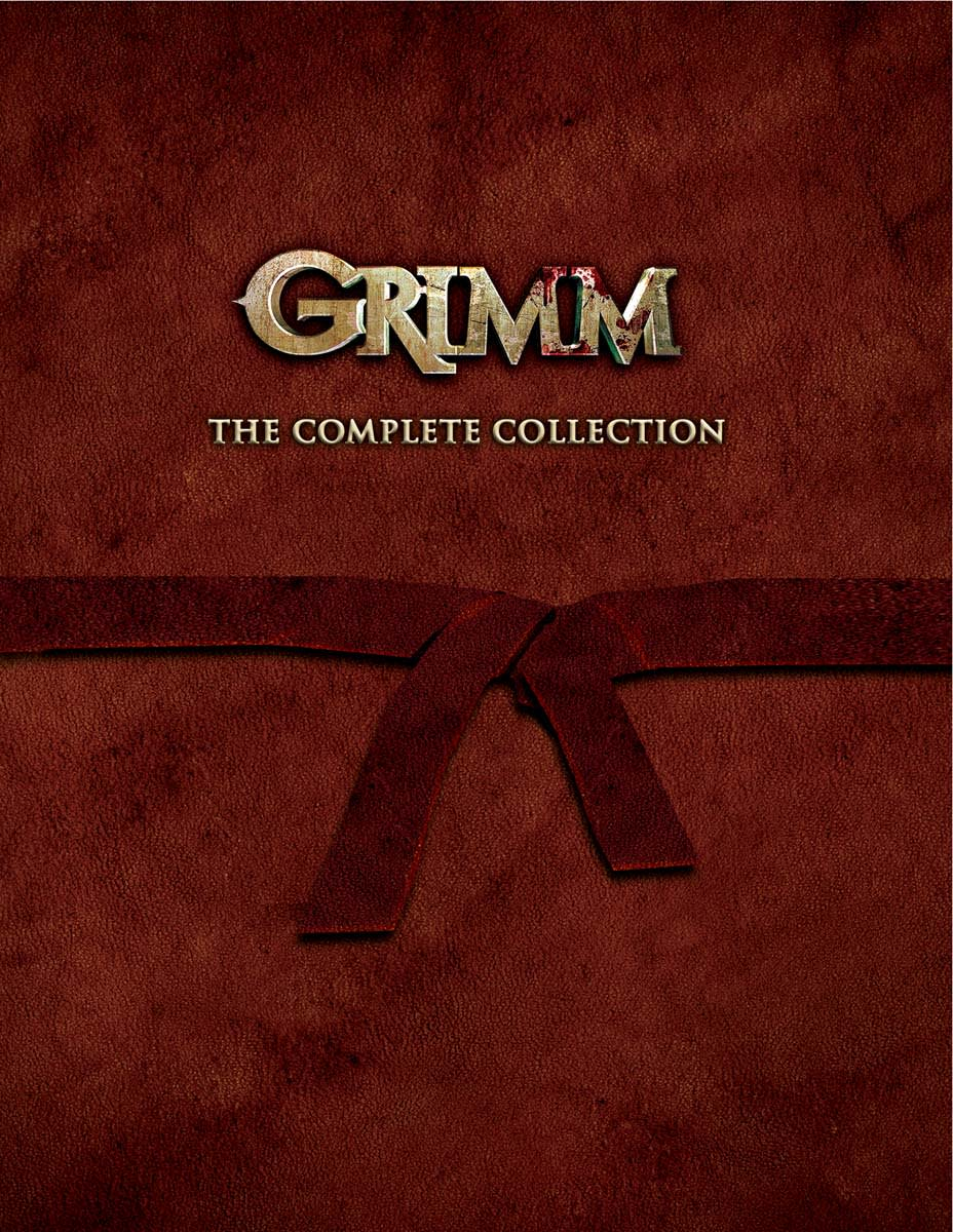 Grimm: The Complete Collection (2017) [DVD]
