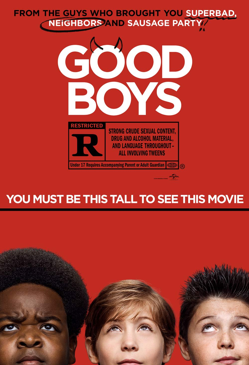 Good Boys [DVD]