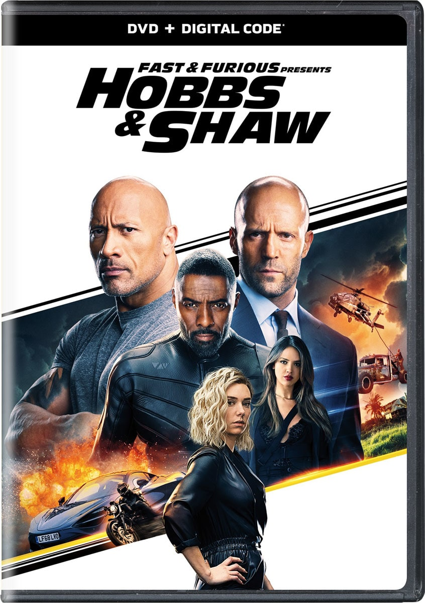 Fast & Furious Presents: Hobbs & Shaw (Digital) [DVD]