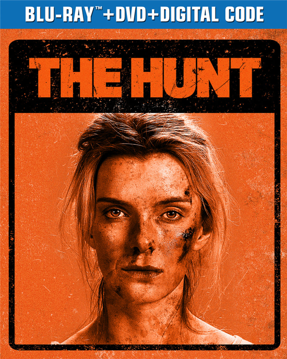 The Hunt (DVD + Digital) [Blu-ray]
