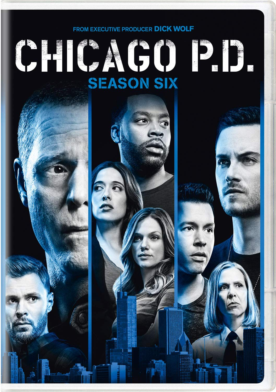 Chicago P.D.: Season Six [DVD]