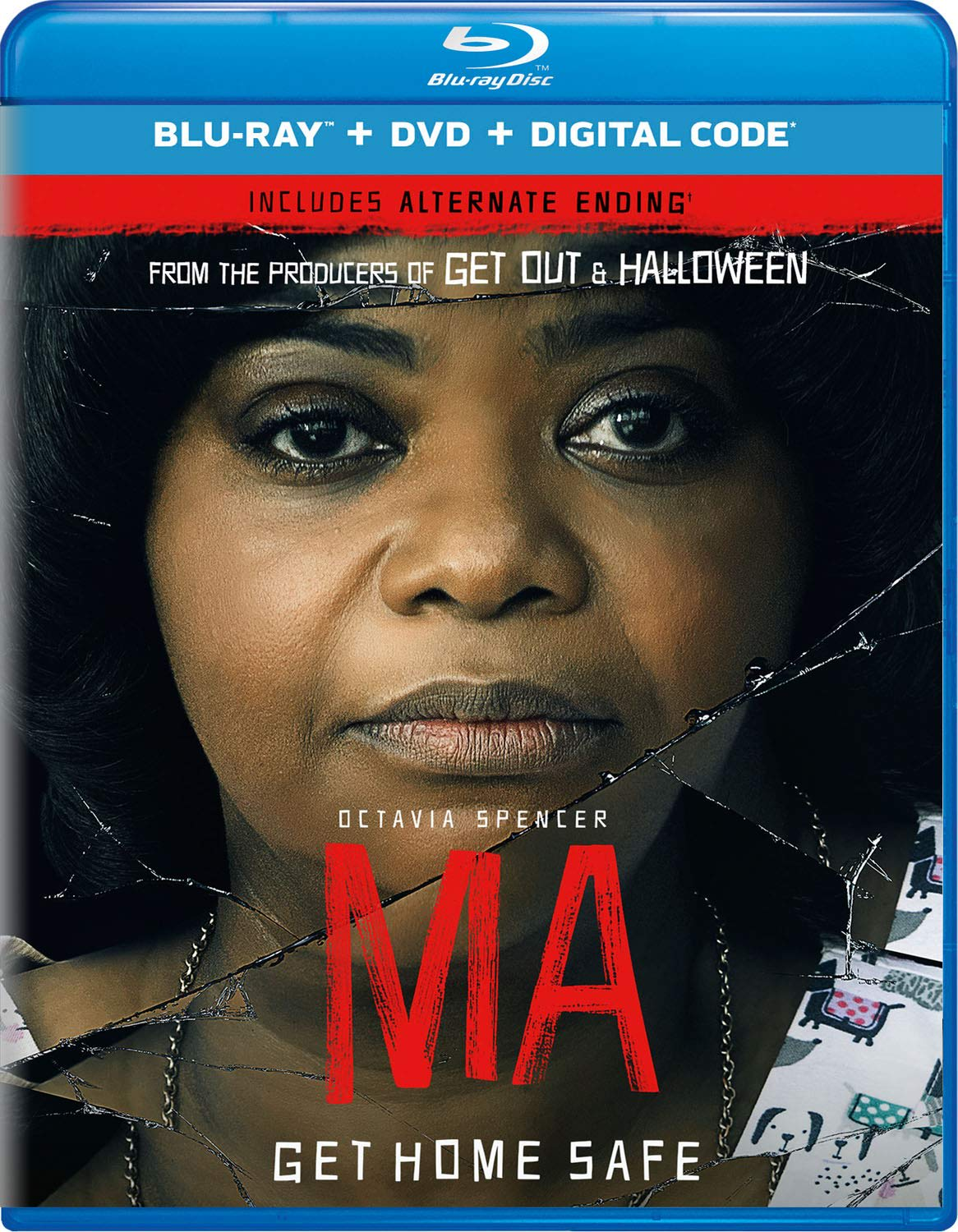 Ma (DVD + Digital) [Blu-ray]