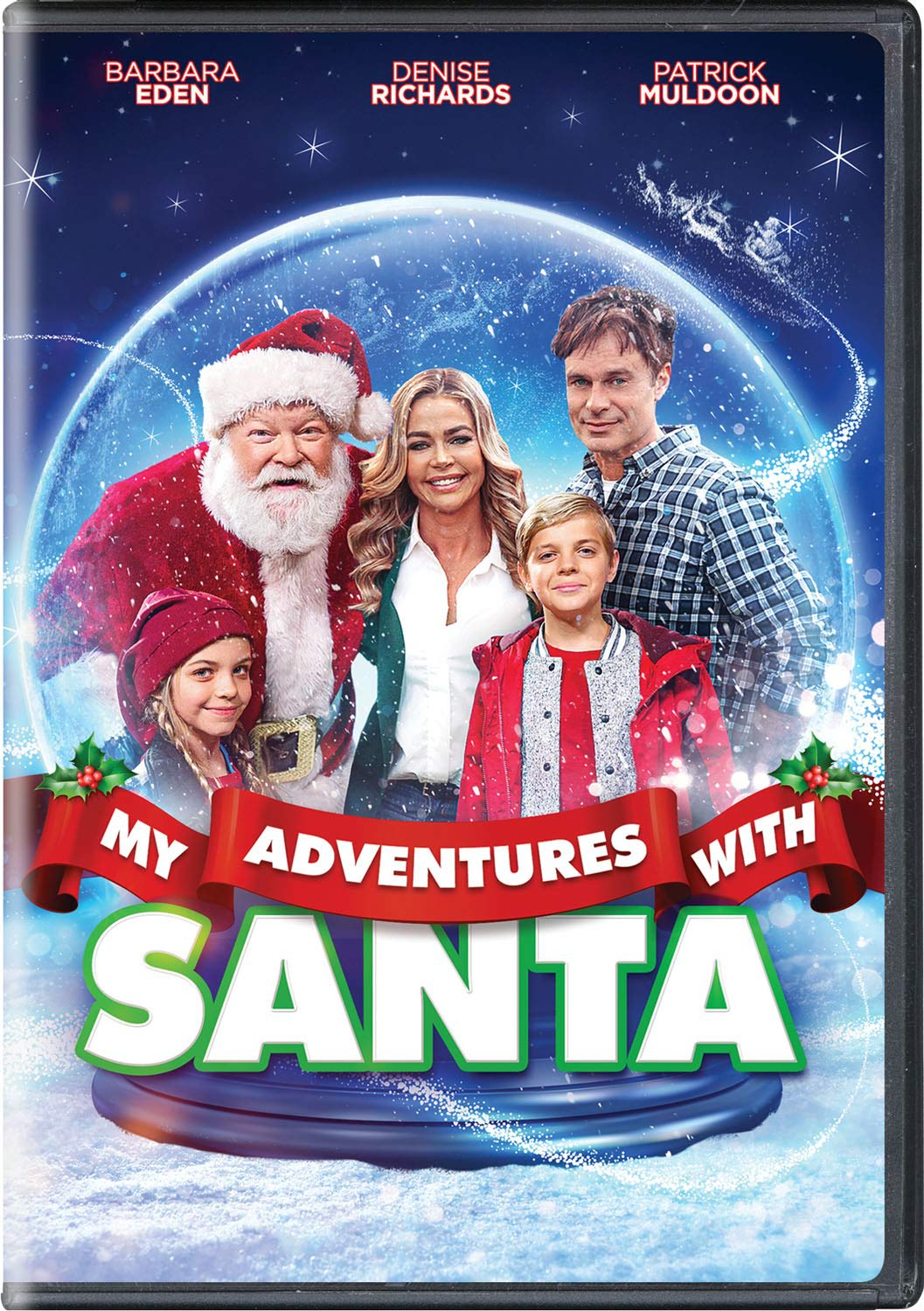 My Adventures with Santa [DVD]