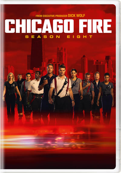 Chicago Fire: Season Eight [DVD]