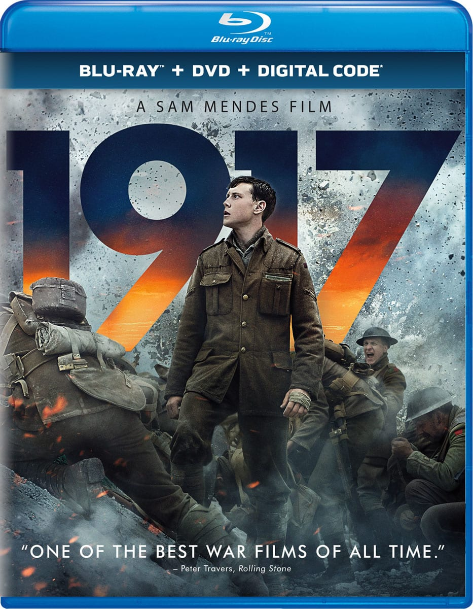 1917 (DVD + Digital) [Blu-ray]