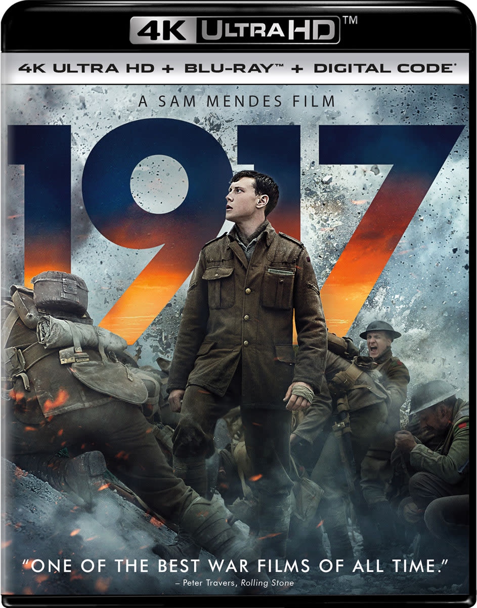 1917 (4K Ultra HD + Blu-ray) [UHD]