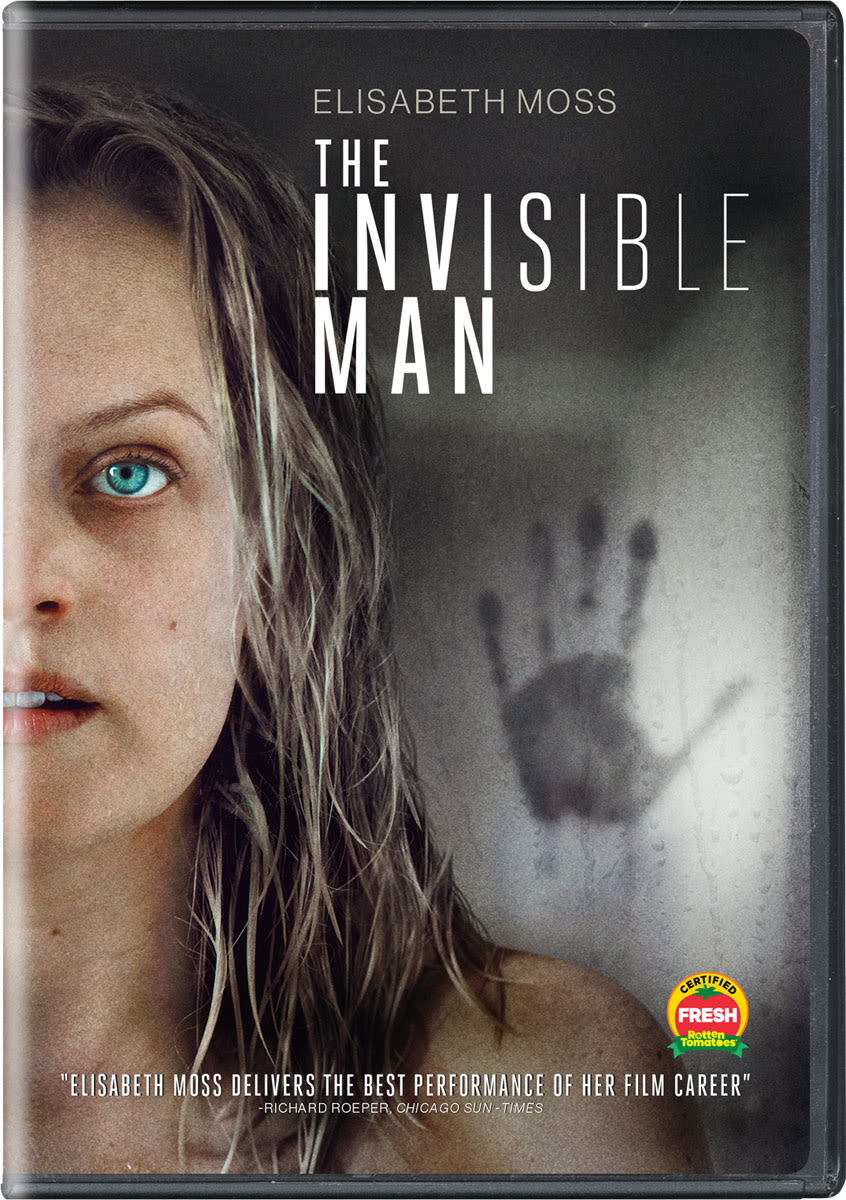 The Invisible Man (2020) [DVD]