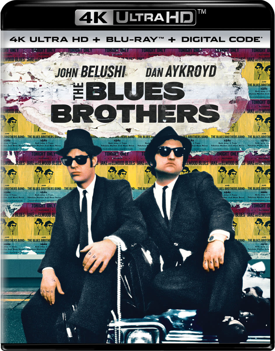 The Blues Brothers (4K Ultra HD) [UHD]