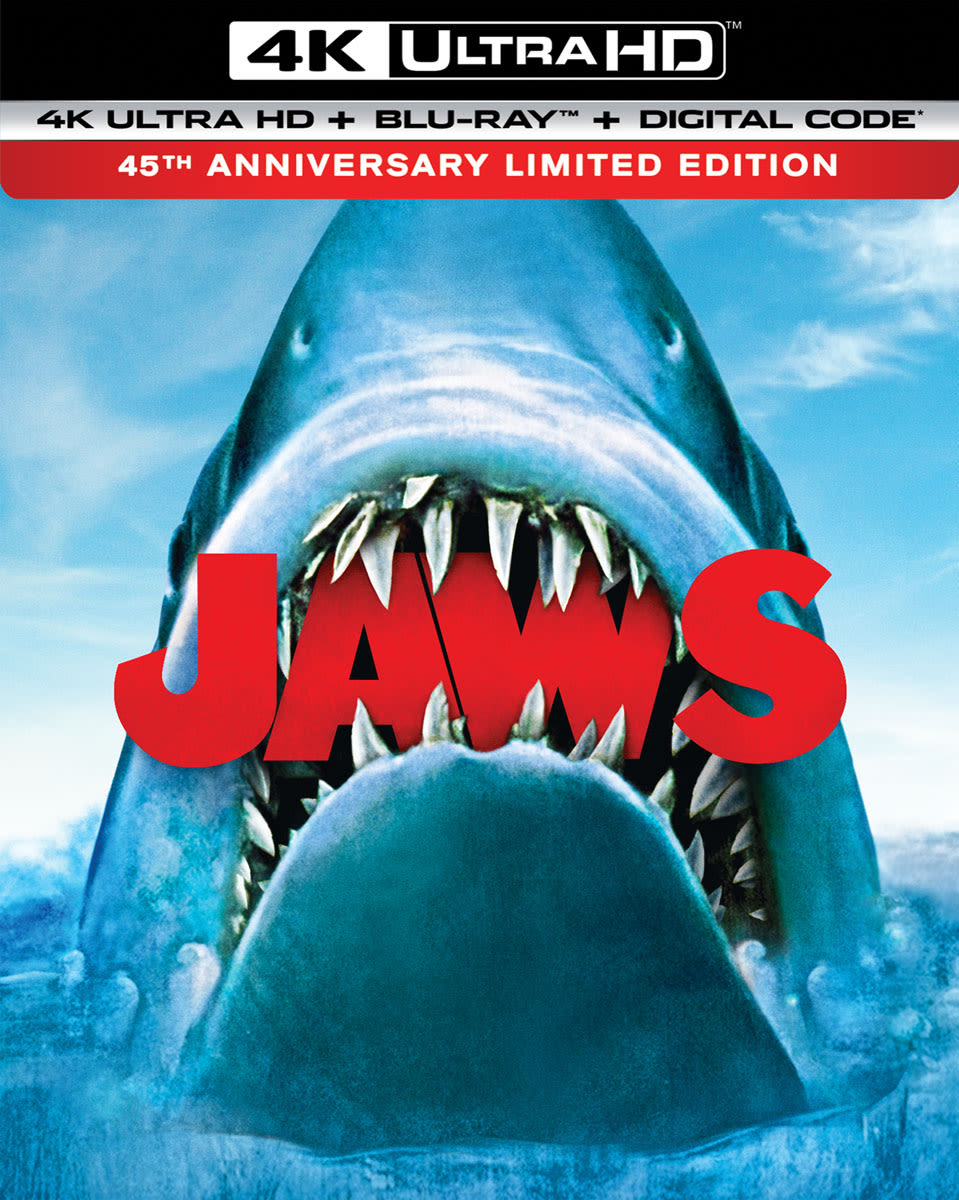 Jaws (45th Anniversary 4K Ultra HD + Digital) [UHD]