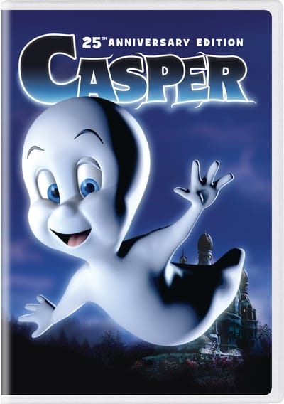 Casper (25th Anniversary Edition) [DVD]