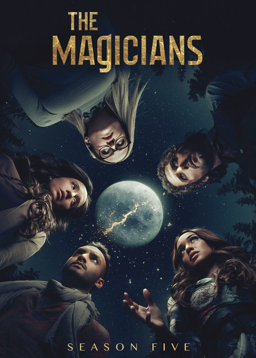 The Magicians: Season Five (Box Set) [DVD]