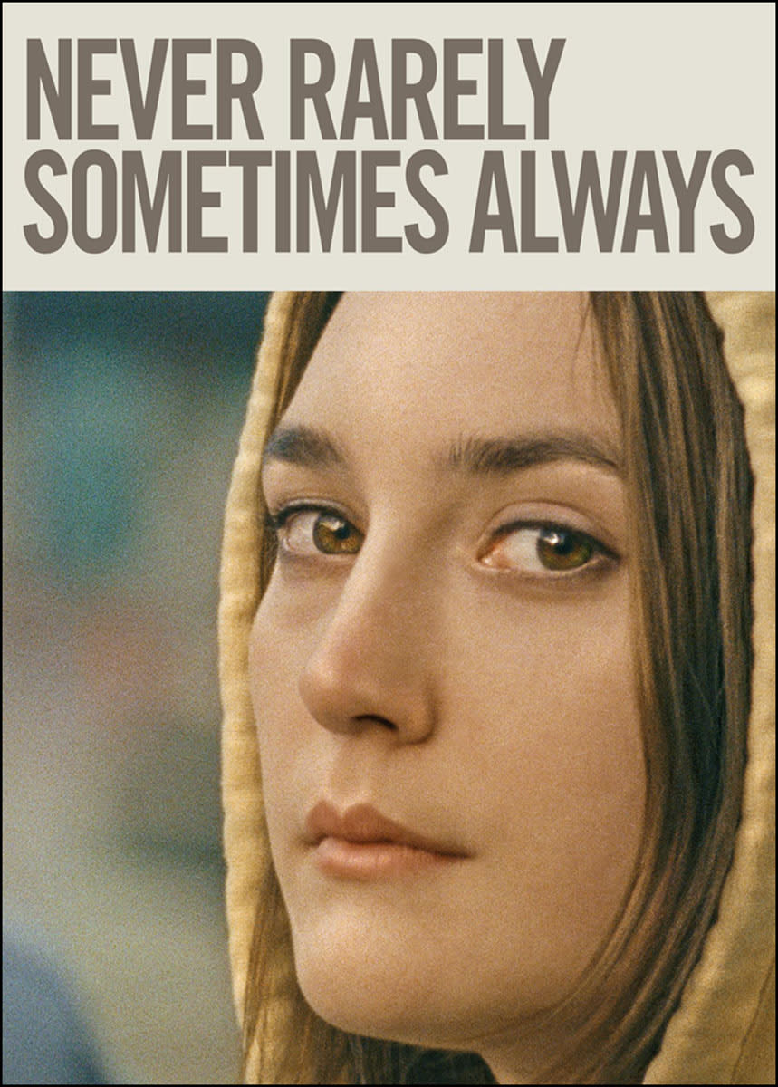 Never Rarely Sometimes Always [DVD]